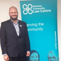 Hackney Mayor Philip Glanville visits HCLC