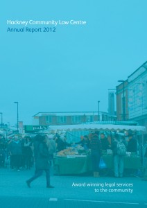 HCLC Annual Report 2012 now published!