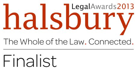 Dalston Pop-Up shortlisted for Halsbury Legal Award!
