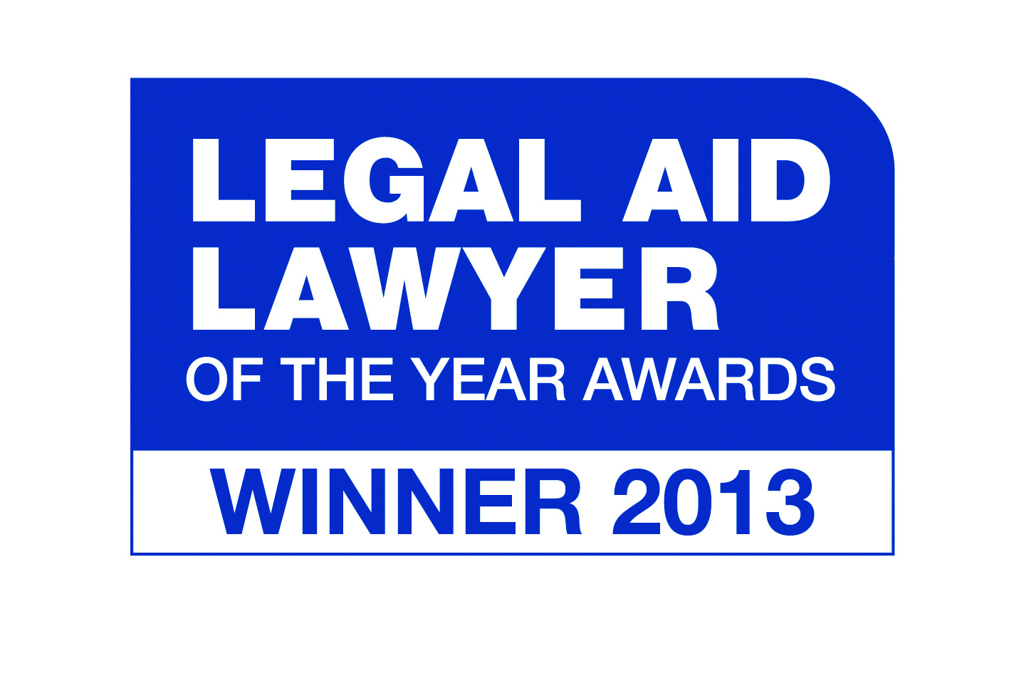 Hilton von Herbert wins Legal Aid Lawyer of the Year award!