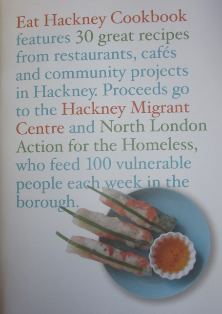 Delicious Support for the Hackney Migrant Centre!