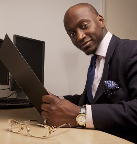 Barrister Tunde Okewale becomes HCLC Patron!
