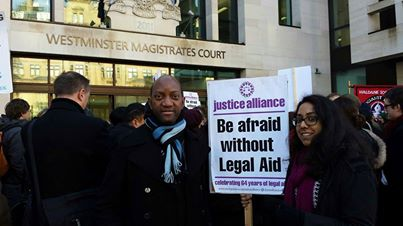 HCLC joins national legal aid protest
