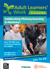 HCLC to participate in Adult Learners' Week 2014