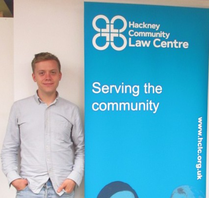 """I'm an activist through writing, you're activists through law"" - HCLC welcomes new Patron Owen Jones!"